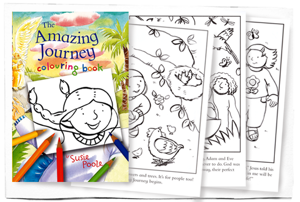 Amazing Journey Colouring-cover-pullouts
