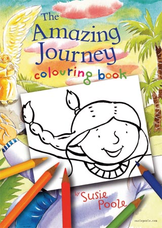 Amazing Journey Colouring Book Web Version
