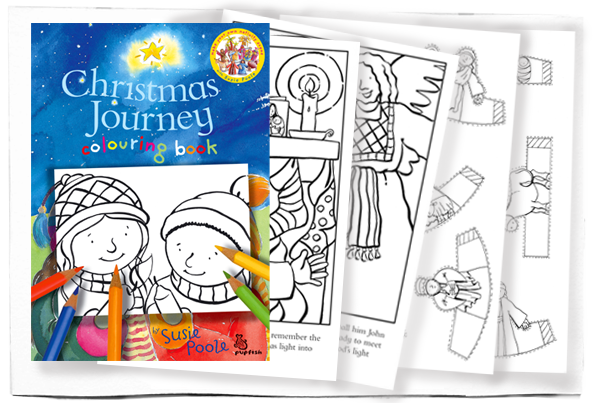 Christmas Journey Colouring-cover-pullouts