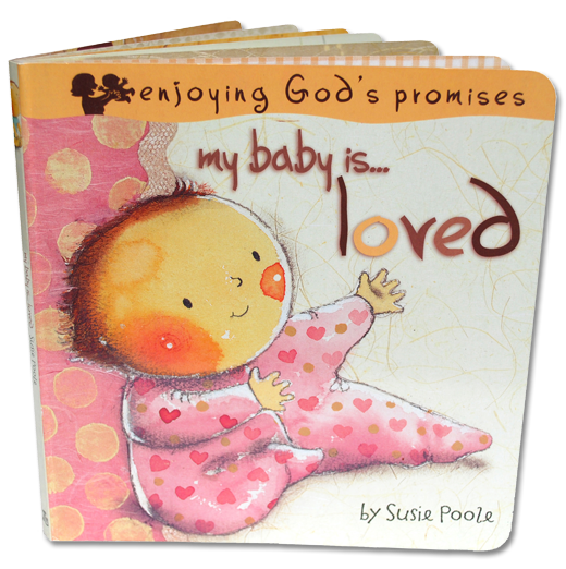 My Baby is Loved book-cover