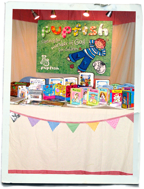 Pupfish Booth